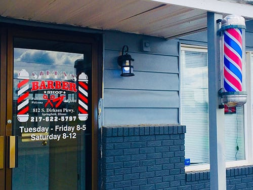 barbers springfield illinois