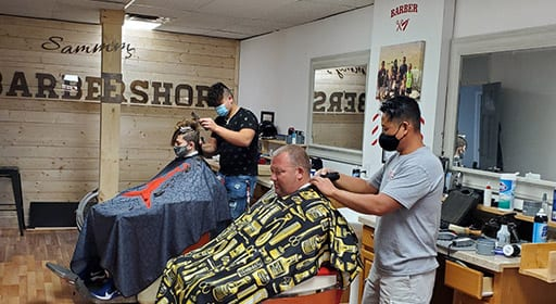 barber shop springfield il